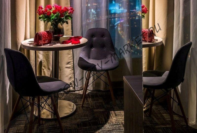 Романтическое свидание в Москва-Сити 2 часа
